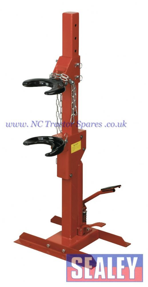 Coil Spring Compressing Station Hydraulic 1500kg Capacity